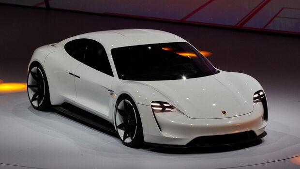 IAA 2015, Porsche Mission E