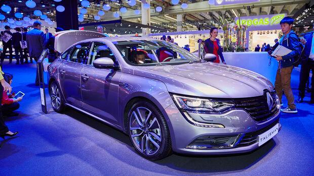 IAA 2015, Renault Talisman