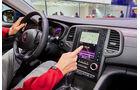 IAA 2015, Renault Talisman Sitzprobe