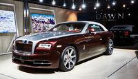 IAA 2015, Rolls-Royce Dawn