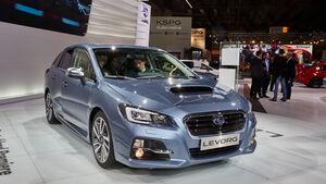 IAA 2015, Subaru Levorg
