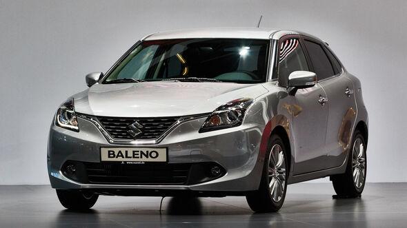 IAA 2015, Suzuki Baleno
