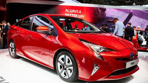 IAA 2015, Toyota Prius