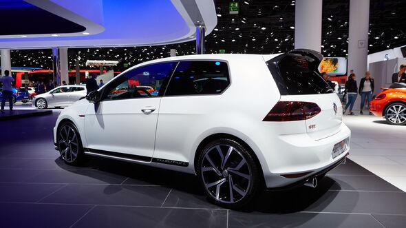 IAA 2015, VW Golf GTI Clubsport