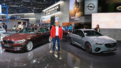 IAA 2017 Kaltvergleich Opel GSI BMW 6er GT Teaser
