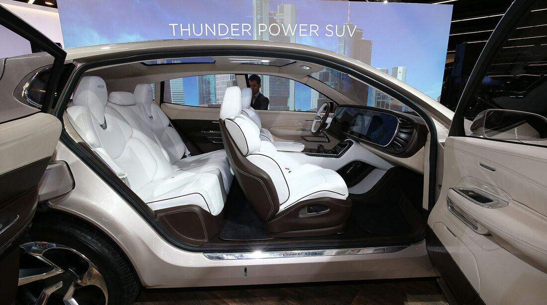 IAA 2017, Thunder Power SUV