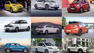 IAA 2019 Elektroautos