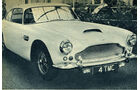 IAA, Aston, Martin, Aston Martin, DB4, Historie, Geschichte, Chronik, Highlights