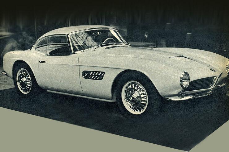 IAA, BMW, 507, Historie, Geschichte, Chronik, Highlights