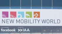 IAA, Mega-Konferenz als Auto-Messe