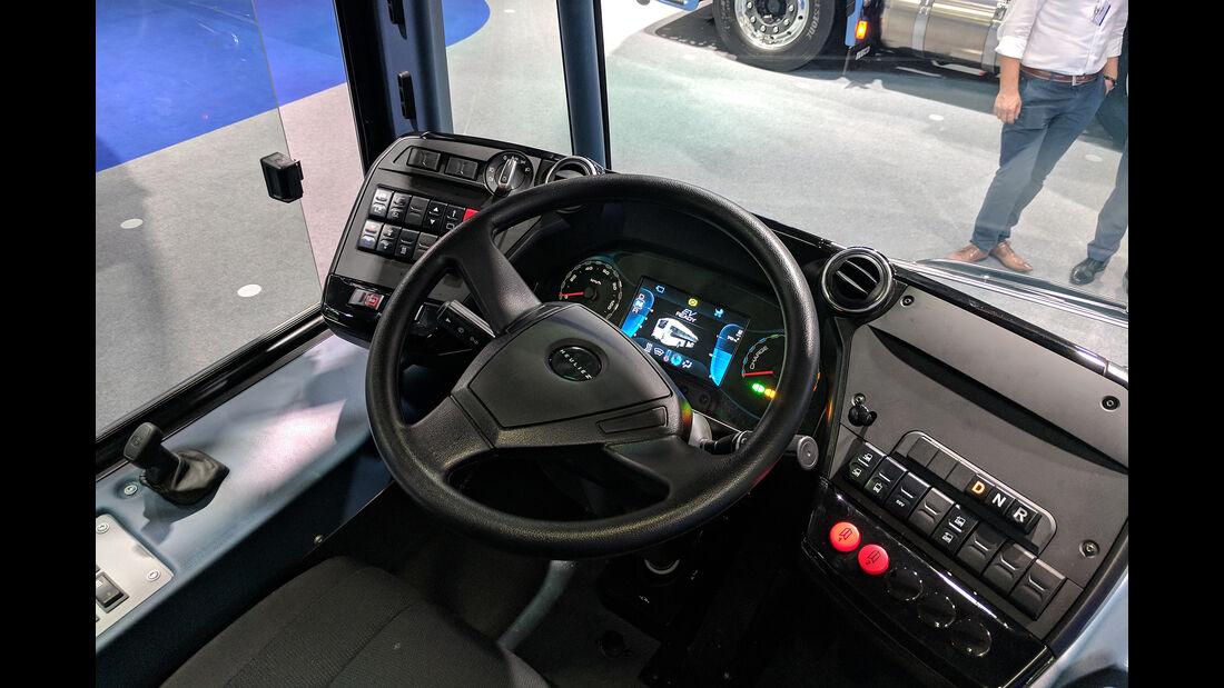 IAA Nutzfahrzeueg 2018 Heuliez GX 337 ELEC
