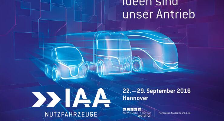 IAA Nutzfahrzeug 2016 Logo
