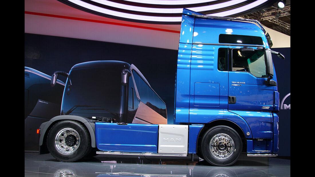 IAA Nutzfahrzeuge 2016