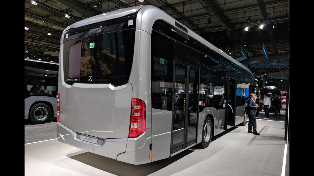 IAA Nutzfahrzeuge 2018 Mercedes eCitaro