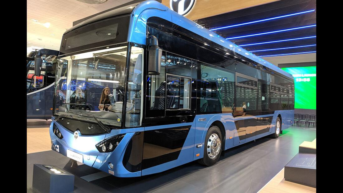 IAA Nutzfahrzeuge 2018 TEMSA Evenue Electric