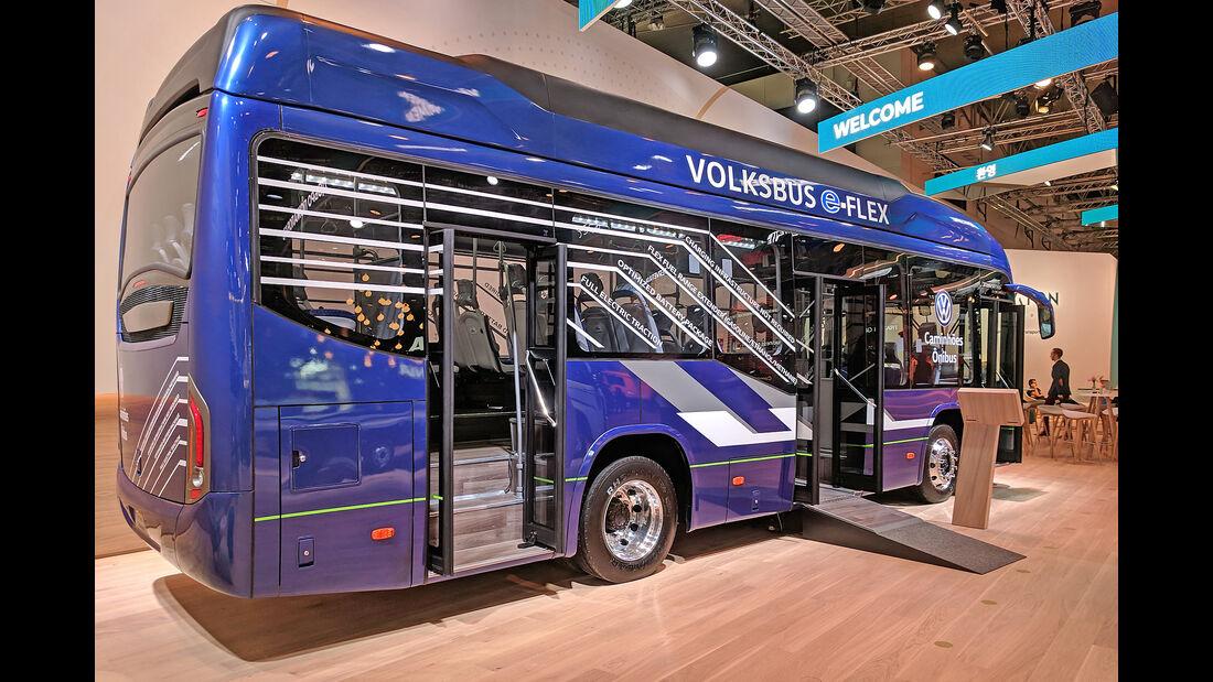 IAA Nutzfahrzeuge 2018 VW Volksbus e-Flex