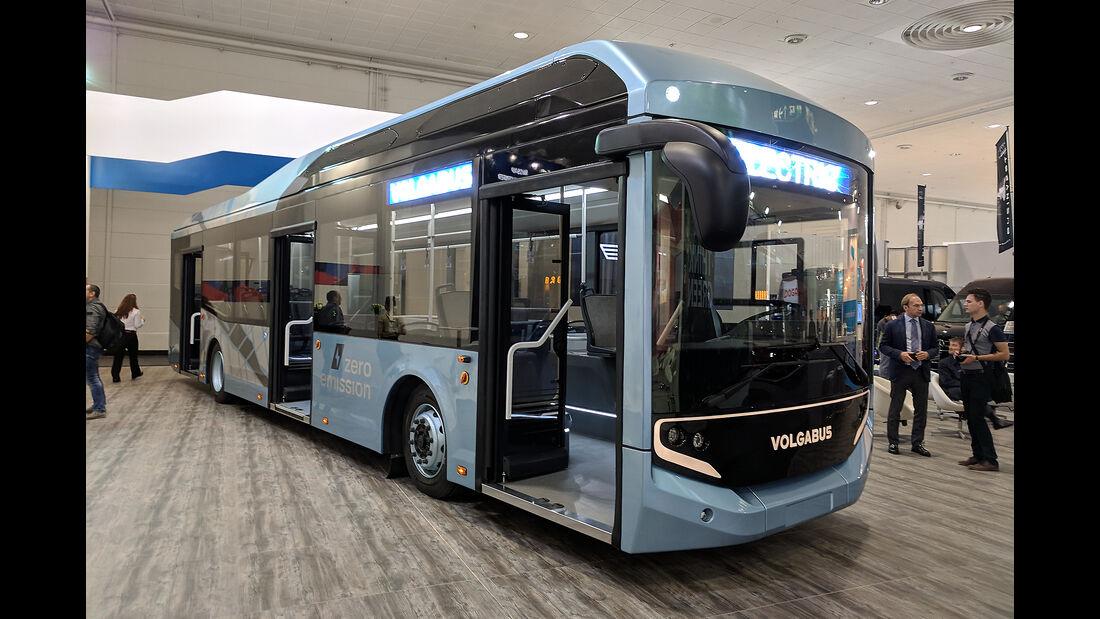 IAA Nutzfahrzeuge 2018 Volgabus