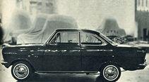 IAA, Opel, Kadett, Historie, Geschichte, Chronik, Highlights