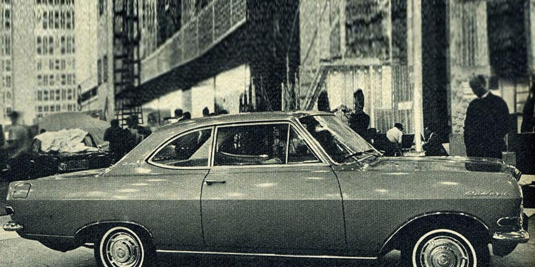 IAA, Opel, Rekord, Historie, Geschichte, Chronik, Highlights