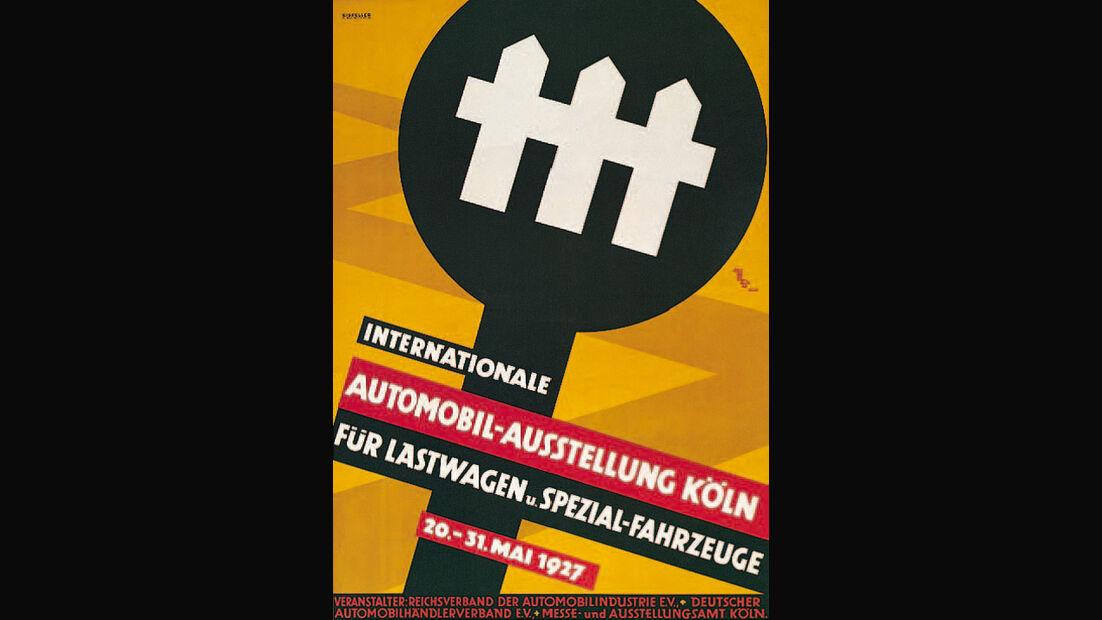 IAA Plakat