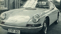 IAA, Porsche, 901, Ur-911er, Historie, Geschichte, Chronik, Highlights
