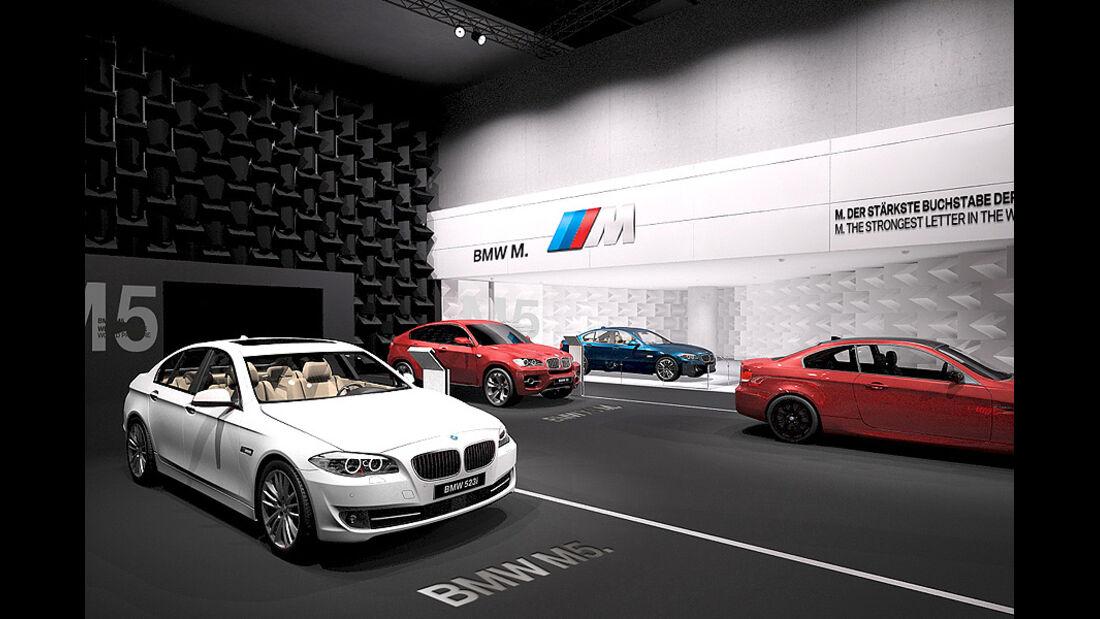 IAA Stand BMW