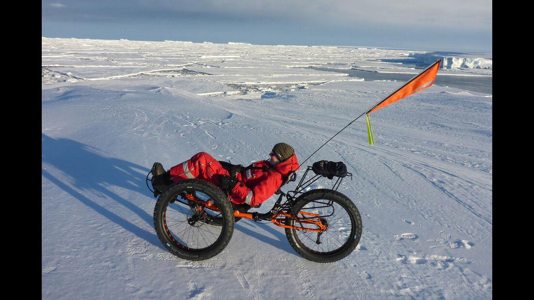 ICE Full Fat Elektro-Trike
