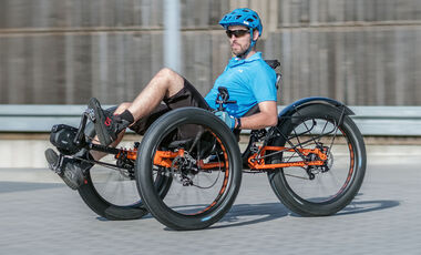 ICE Full Fat Elektro-Trike