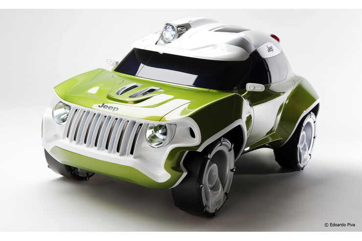 IED Jeep PYGMY