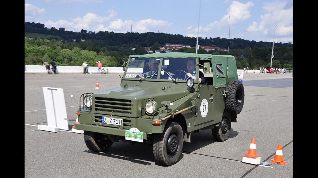 IFA P3 auf dem Sachsenring