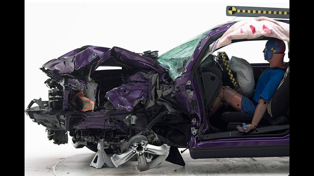 IIHS Crashtest 2016b Musclecars