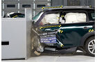 IIHS Crashtest, Mini Cooper Countryman,07/2014