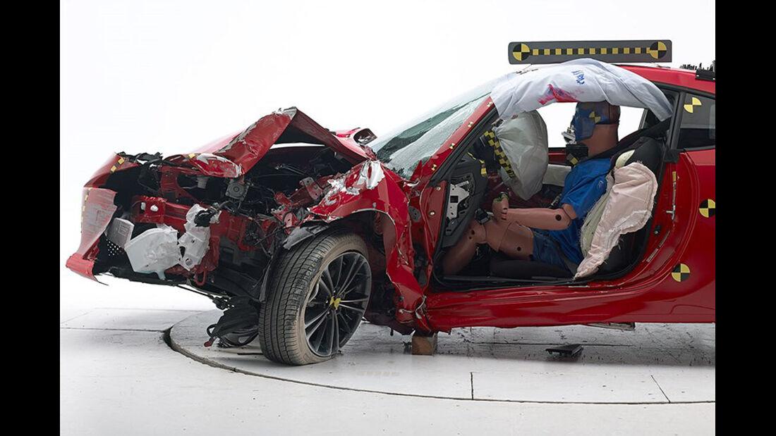 IIHS Crashtest, Scion FR-S, 07/2014