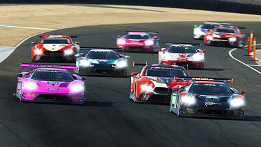 IMSA - E-Racing