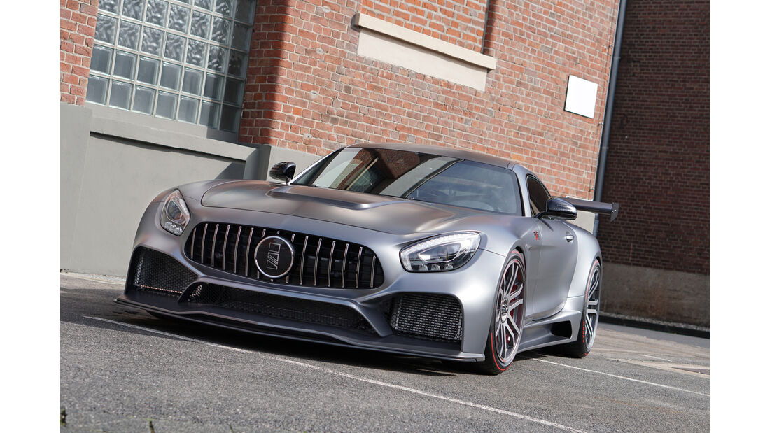 IMSA RXR One Mercedes-AMG GT S Tuning
