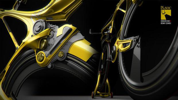 INgSoc E-Bike Design Concept
