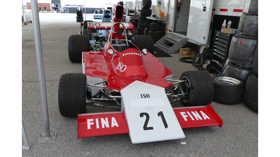 ISO FW03 - F1 Klassiker - Austin - GP USA 2016