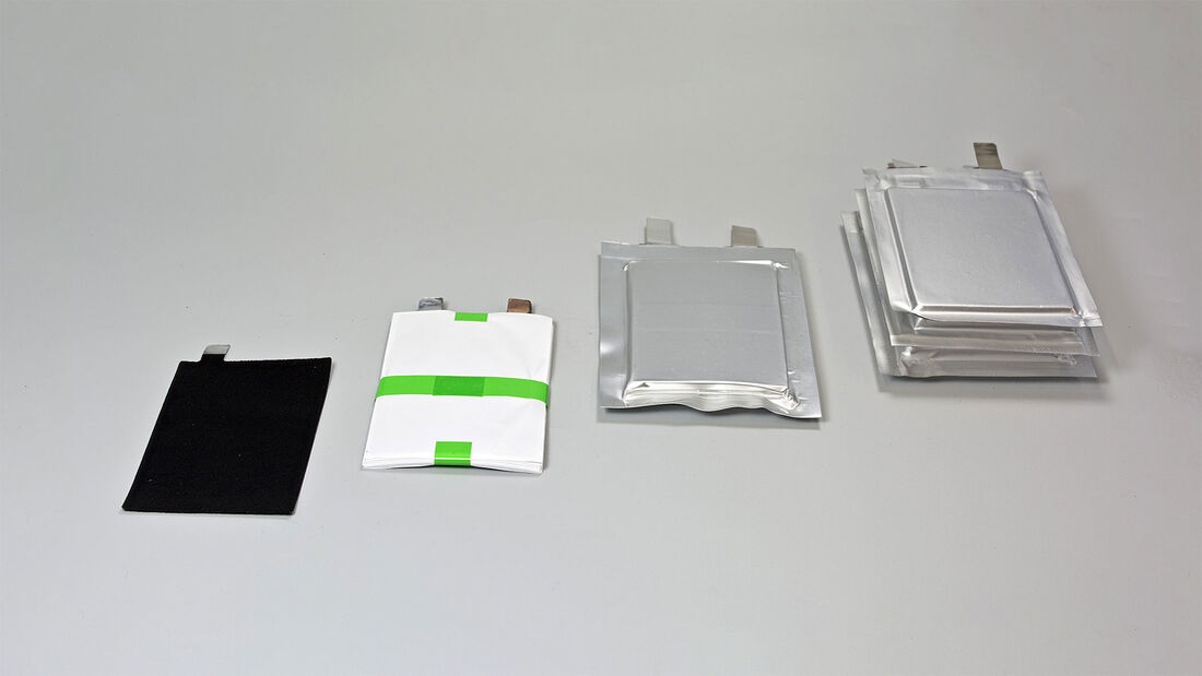 IWS Fraunhofer Dresden Batterie Pouch