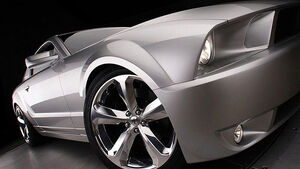 Iacocca Ford Mustang