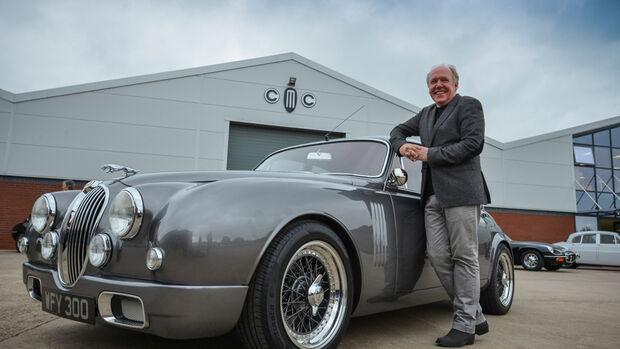 Ian Callum, Jaguar MK 2