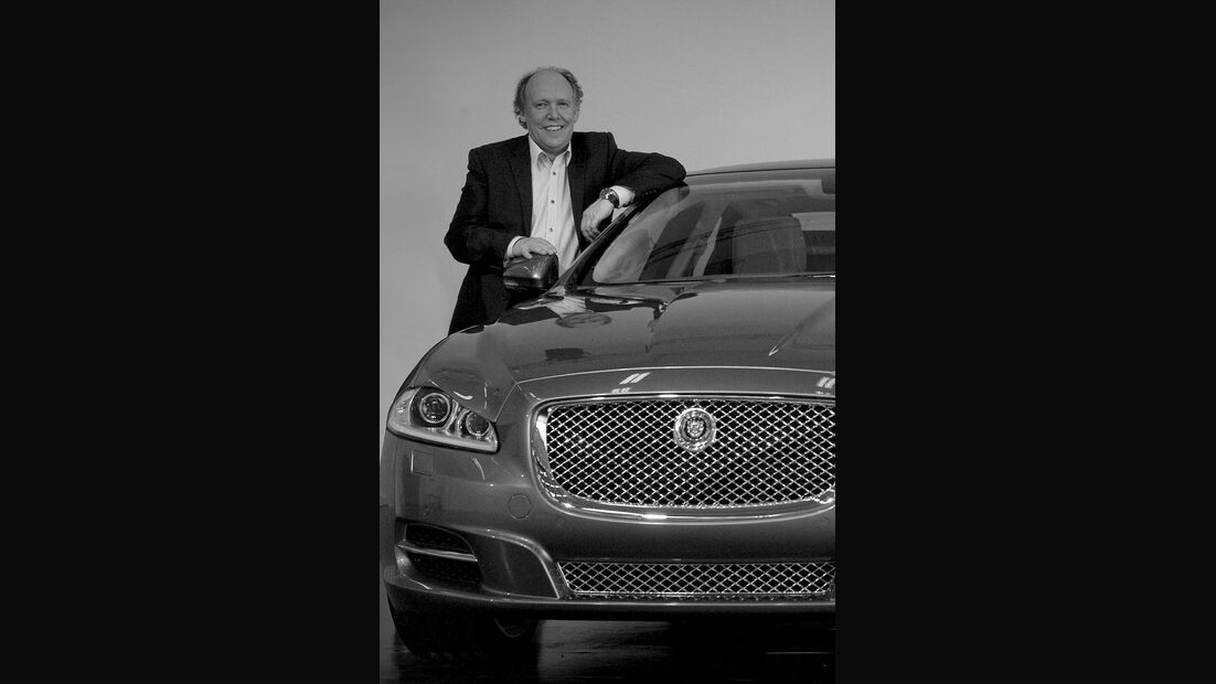 Ian Callum Jaguar XJ