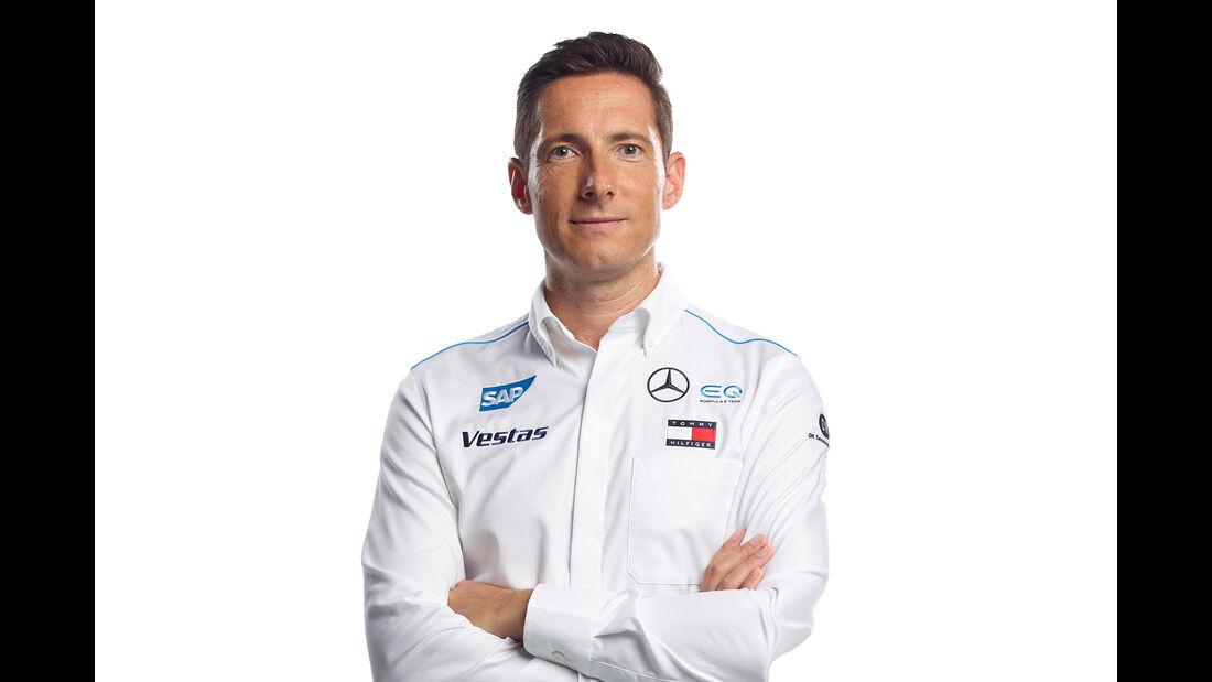 Ian James - Formel E - 2019