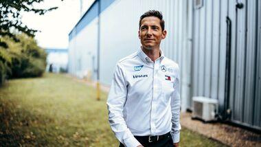 Ian James Mercedes Benz Formula E Speaker 2020