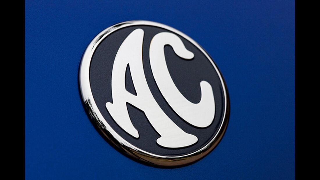 Iconic AC Roadster Logo