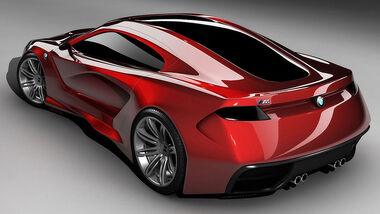 Idries Noah BMW M-Concept