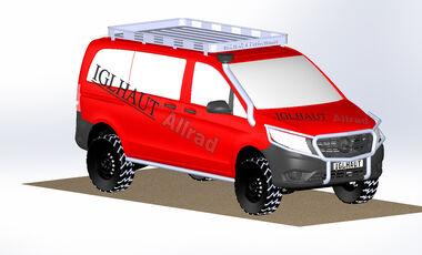 Iglhaut Mercedes Vito 4x4