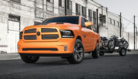 Ignition Orange Ram 1500