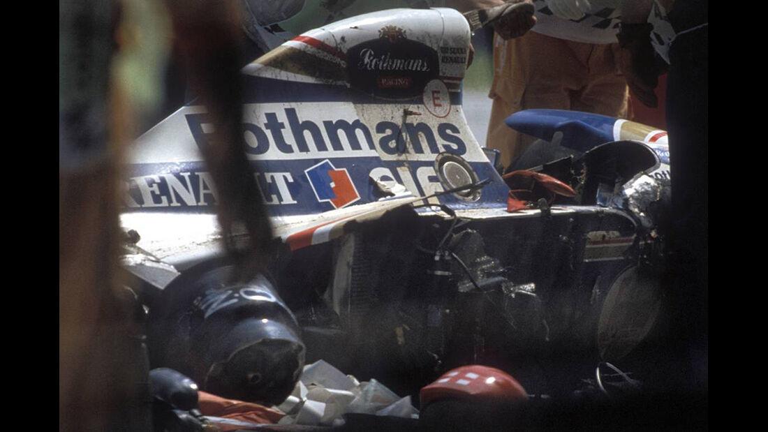 Imola Ayrton Senna