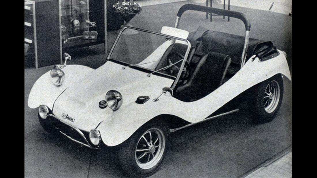 Imp, Buggy, IAA 1969
