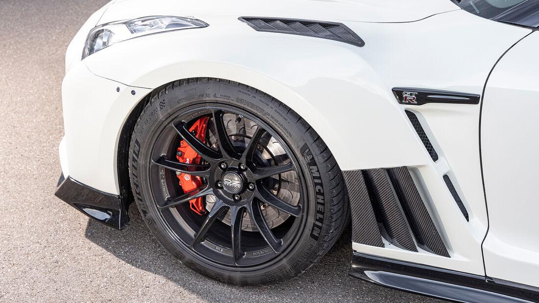 Importracing-Nissan GT-R, Exterieur